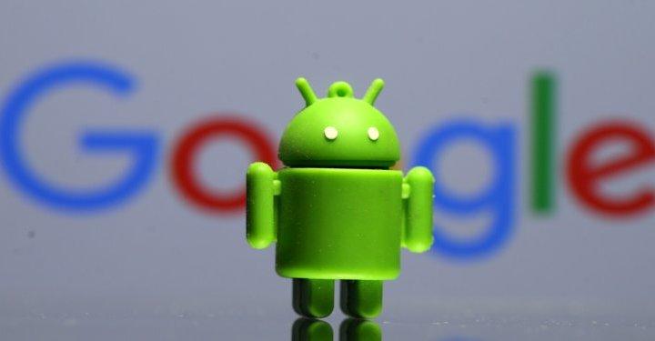 posição dominante Android