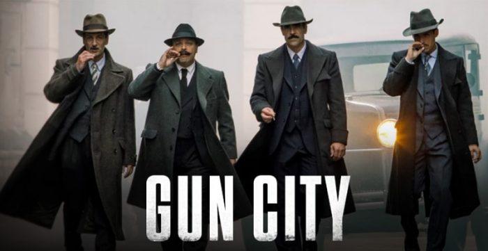 Gun City - Gun City estreia hoje na Netflix