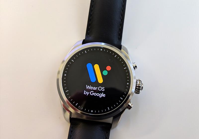 831b638cd89 Montblanc Summit 2  smartwatch de luxo com Snapdragon Wear 3100 ...
