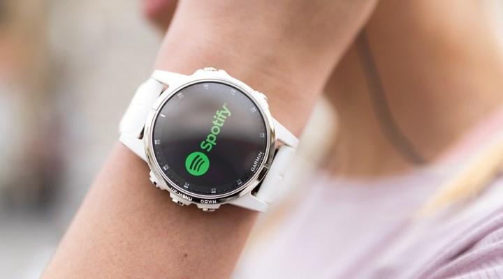 Spotify - Garmin anuncia integração com Spotify