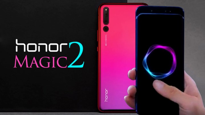 honor magic 2 1 - Honor Magic 2: O novo smartphone de topo com Kirin 980
