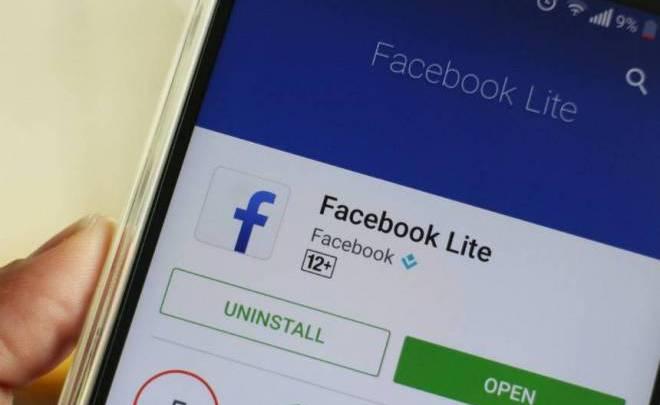 Facebook lite - Facebook Lite já tem mais de mil milhões de instalações via Play Store