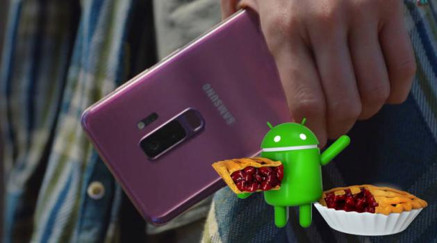 Galaxy S9 Android Pie - Android Pie parece estar a causas problemas nas baterias dos Galaxy S8 e S9