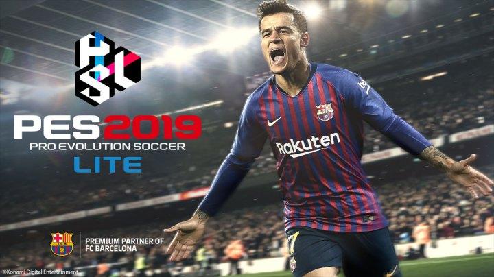 PES2019 Lite - PES 2019 Lite: edição free-to-play do jogo de futebol para PS4, Xbox One e PC já está disponivel