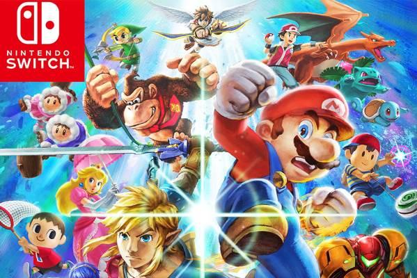 Super Smash Bros Ultimate - Super Smash Bros Ultimate é o jogo de luta mais vendido de sempre