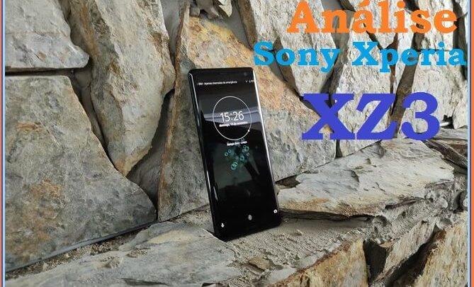 Análise Sony Xperia XZ3 - Um novo e verdadeiro topo de gama