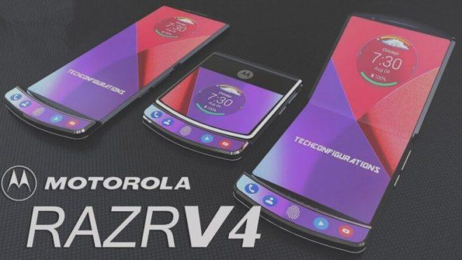 Moto Razr 2019: o smartphone dobrável da Motorola surge em vídeo