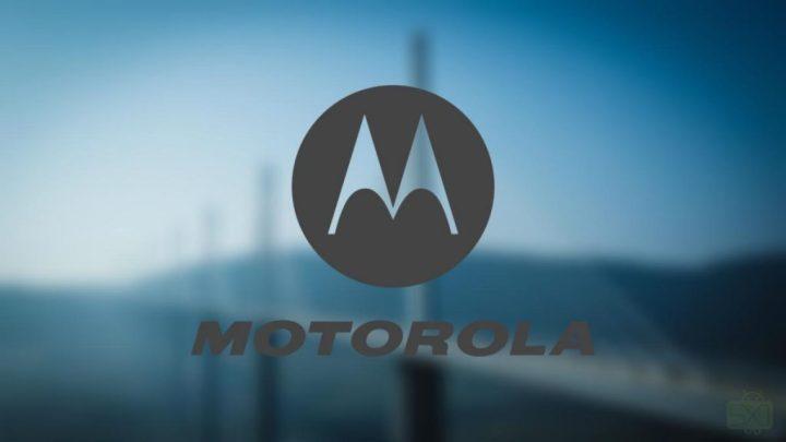 Motorola logo - Suposto Motorola One Pro aparece com quatro câmaras traseiras