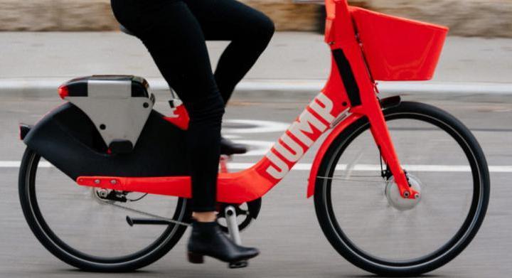 uber jump lisboa - Uber lança as bicicletas elétricas dockless JUMP em Lisboa