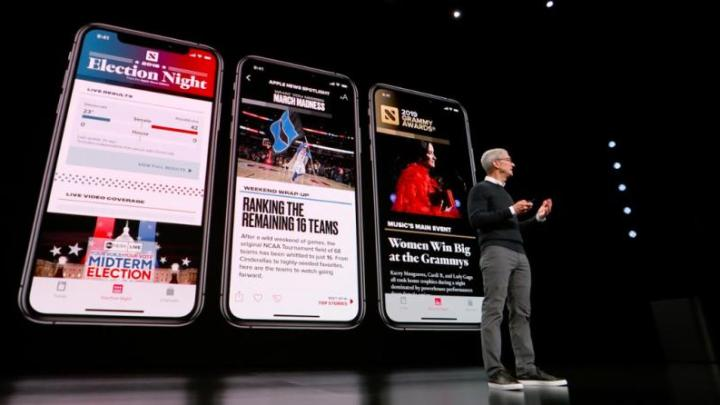 Apple News  - E agora? Apple News + não cumpre as diretrizes da App Store