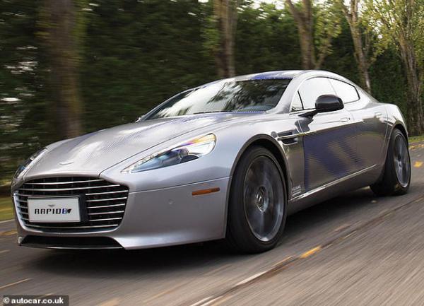 Aston Martin - Próximo carro de James Bond será um Aston Martin eléctrico