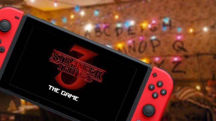 Stranger Things 3 The Game - Nintendo Switch prestes a receber jogo baseado em Stranger Things