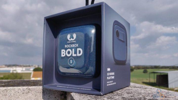 Análise Rockbox Bold S - O Verão está a chegar e a RockBox Bold S é uma boa companhia