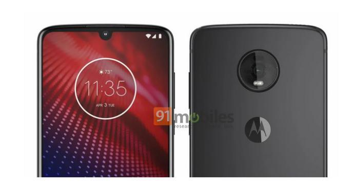 Moto Z4 - Moto Z4 poderá afinal ser um telefone de gama média