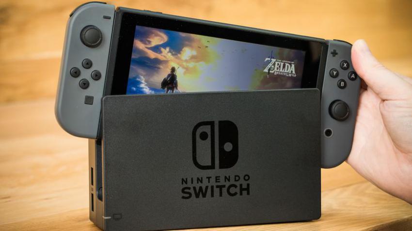 Nintendo Switch - Nintendo Switch Lite deverá ser lançada em junho