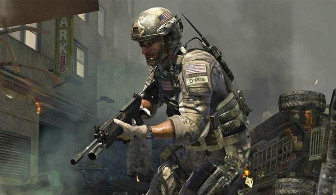 Modern Warfare trailer