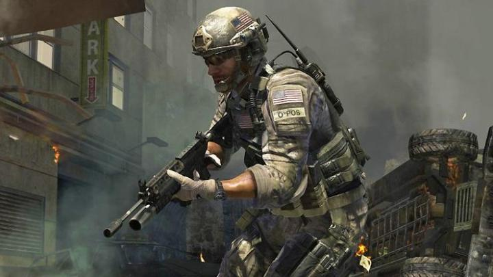 Novo Call of Duty Modern Warfare vendas