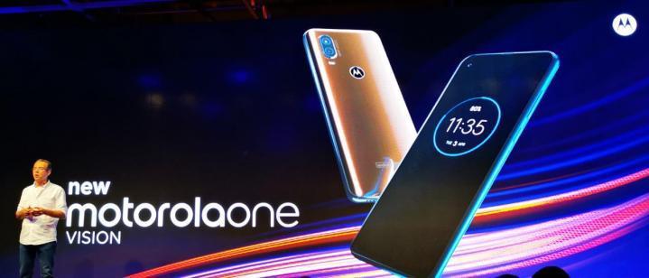Motorola One Vision 2 - Motorola One Vision é agora oficial e promete revolucionar alguns mercados