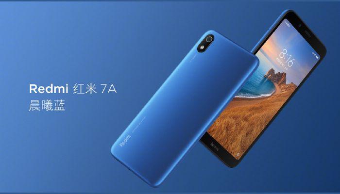 Redmi 7A - Redmi 7A é agora oficial: Um novo smartphone de baixo custo
