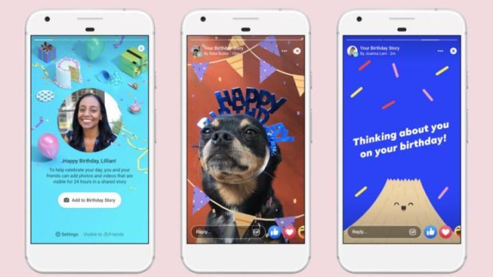 Stories de aniversário - Facebook Stories anima aniversários com novo recurso e ofertas