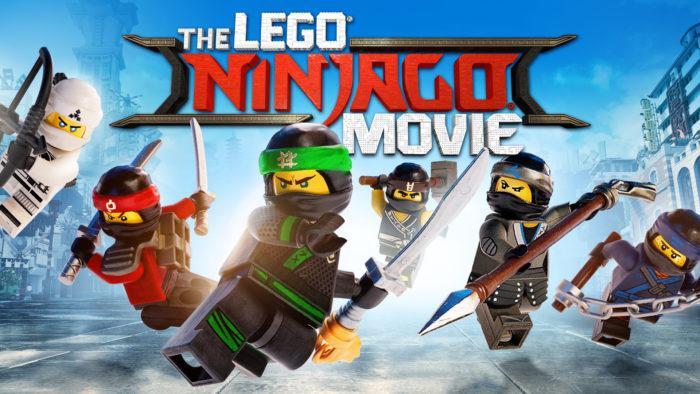 The LEGO Ninjago Movie - Lego Ninjago - O Filme chegou hoje à Netflix