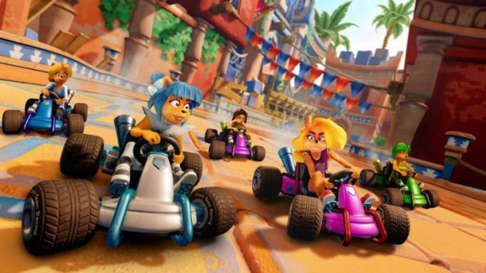 Crash Team Racing Nitro Fueled 1 - Crash Team Racing Nitro-Fueled estará disponível em primeira mão no Moche XL eSports