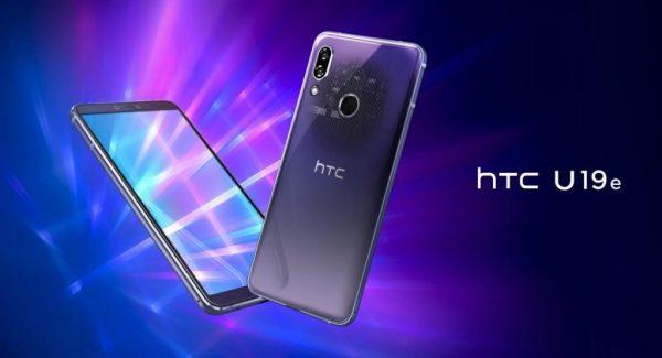 HTC U19e - U19e e Desire 19+ são os novos smartphones da HTC