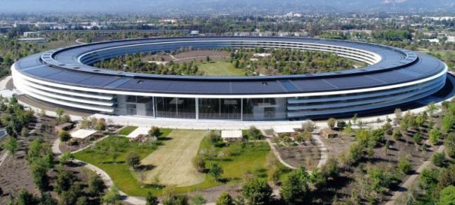 Apple Park 2 - Apple Park já é um dos edifícios mais caros do mundo