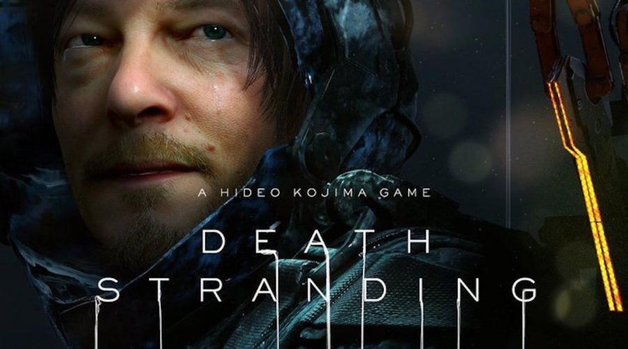 Death Stranding trailer