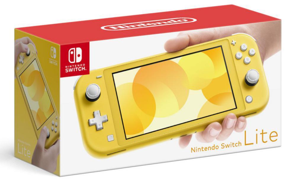 Nintendo Switch Lite 1 - Quais as diferenças entra a Nintendo Switch e a Nintendo Switch Lite