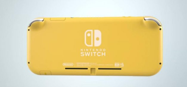 Nintendo Switch Lite - Nintendo Switch Lite é agora oficial
