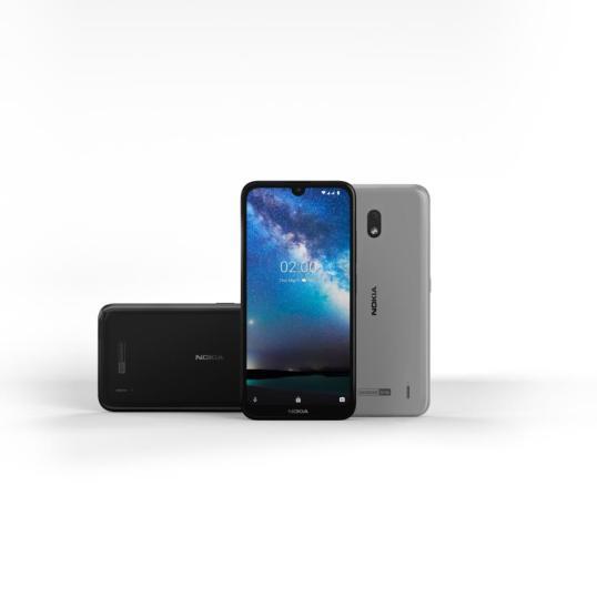 Nokia 2.2 1 - Nokia 2.2 chega oficialmente a Portugal com os mais recentes avanços em IA a um preço acessível