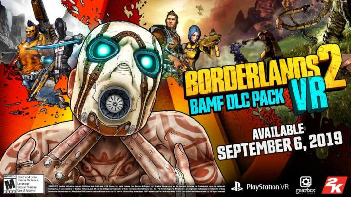 Borderlands 2 VR - Borderlands 2 VR vai chegar ao PC