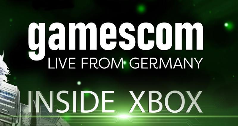 Inside Xbox 2 - Inside Xbox regressa dia 19 de Agosto directamente da Gamescom