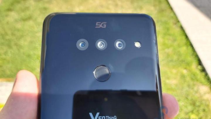 LG V50 primeiras impressões