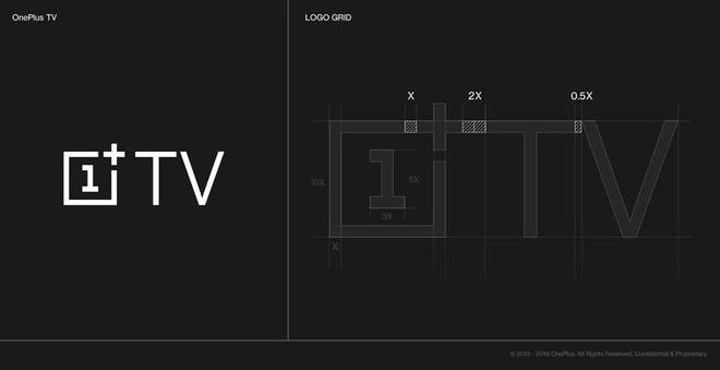 Logótipo Oneplus TV