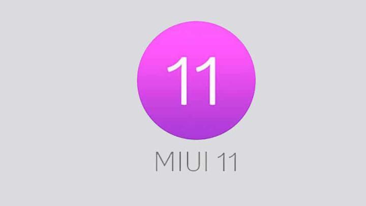 Xiaomi MIUI 11 Global Mi 9
