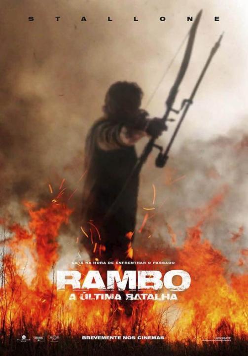 Rambo A Última Batalha - Sylvester Stallone prepara-se para um ciclo com o Rambo: A Última Batalha
