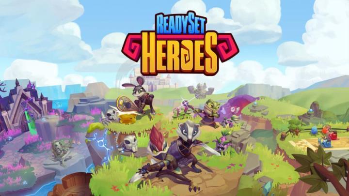 ReadySet Heroes - ReadySet Heroes: Um exclusivo PlayStation 4 que chega dia 1 de Outubro