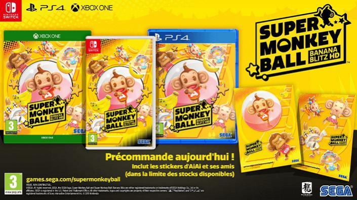 Super Monkey Ball Banana Blitz HD - Super Monkey Ball: Banana Blitz HD recebe um novo trailer