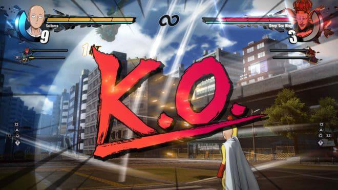 "The Hero Arrival System - One Punch Man: Bandai Namco mostra o seu ""The Hero Arrival System"""