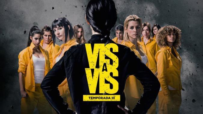 Temporada 3 De Vis A Vis Chega Hoje à Netflix