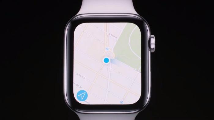 Apple Watch 5 2 - Apple anuncia o espectacular Apple Watch 5