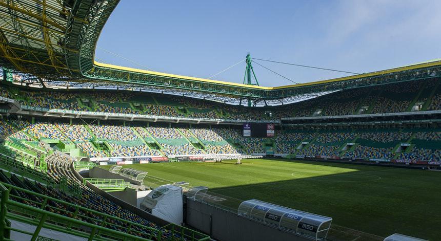 Estádio José Alvalade 1 - NOS reforça rede móvel 3G e 4G no Estádio José Alvalade