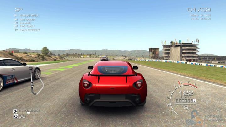 Grid Autosport para Nintendo Switch - Análise GRID Autosport um dos jogos que faltava à Nintendo Switch