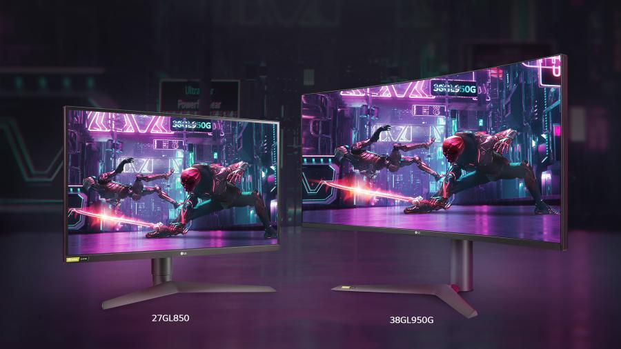 UltraGear Gaming 3 - LG apresenta a sua nova linha de monitores Gaming UltraGear de 1MS
