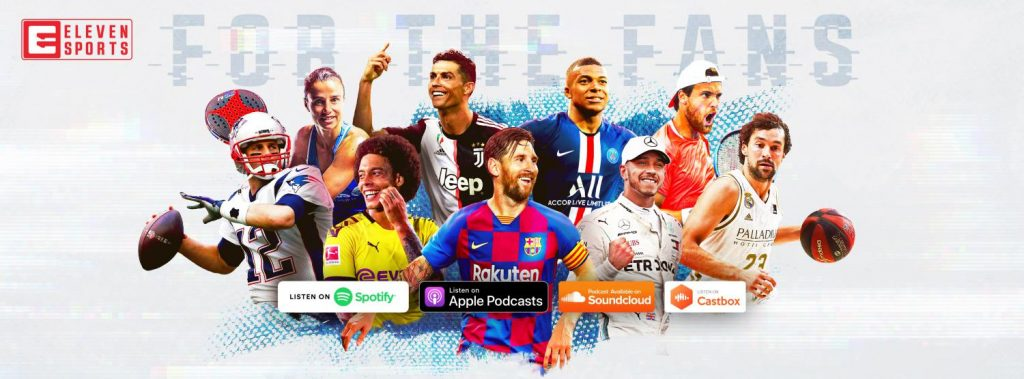 Eleven Sports podcasts - Eleven Sports aposta nos podcasts