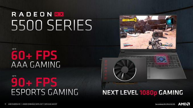 Radeon RX 5500 3 - AMD anuncia a nova série de placas gráficas Radeon RX 5500