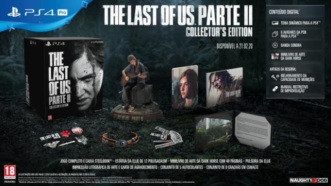 The Last of Us Parte II reserva