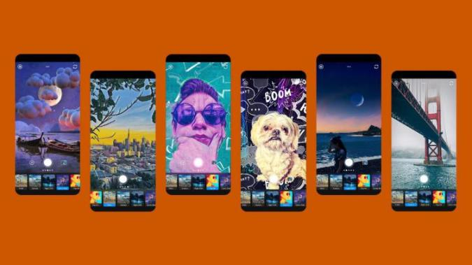 Adobe Photoshop Camera 2 - Adobe Photoshop Camera a nova aplicação de câmara para Android e iOS